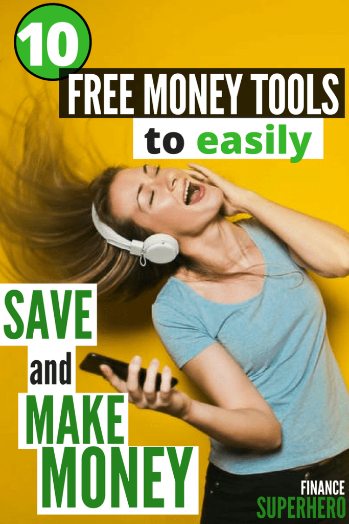 If you're not using your smartphone to save money and make money, you're leaving money on the table. Our list of the top 10 free money tools will get you started today!