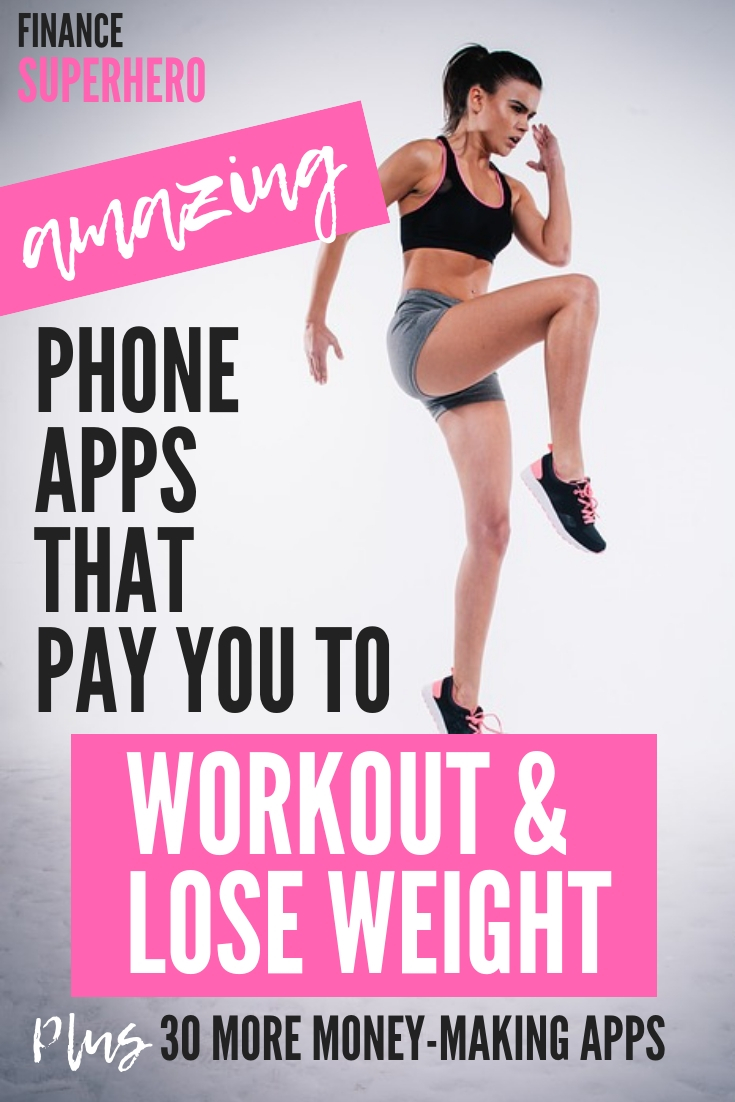 If you've decided it's finally time to start working out and lose weight again, you may as well make some money while doing it, right? We've put together a carefully-researched list of the best money making apps for anyone looking to get paid to exercise and lose weight. And while you're at it, we've got even more apps designed to put cash back in your wallet.