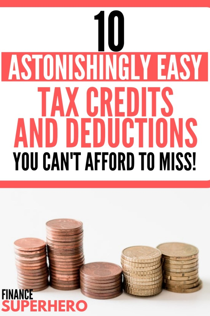 Filing your tax return for 2018 isn't going to be the highlight of your week, but it doesn't have to be hard, complicated, or expensive. With your paperwork ready and this list of often overlooked tax deductions and credits ready to go, you can get your federal and state tax returns completed today AND get the biggest possible refund.