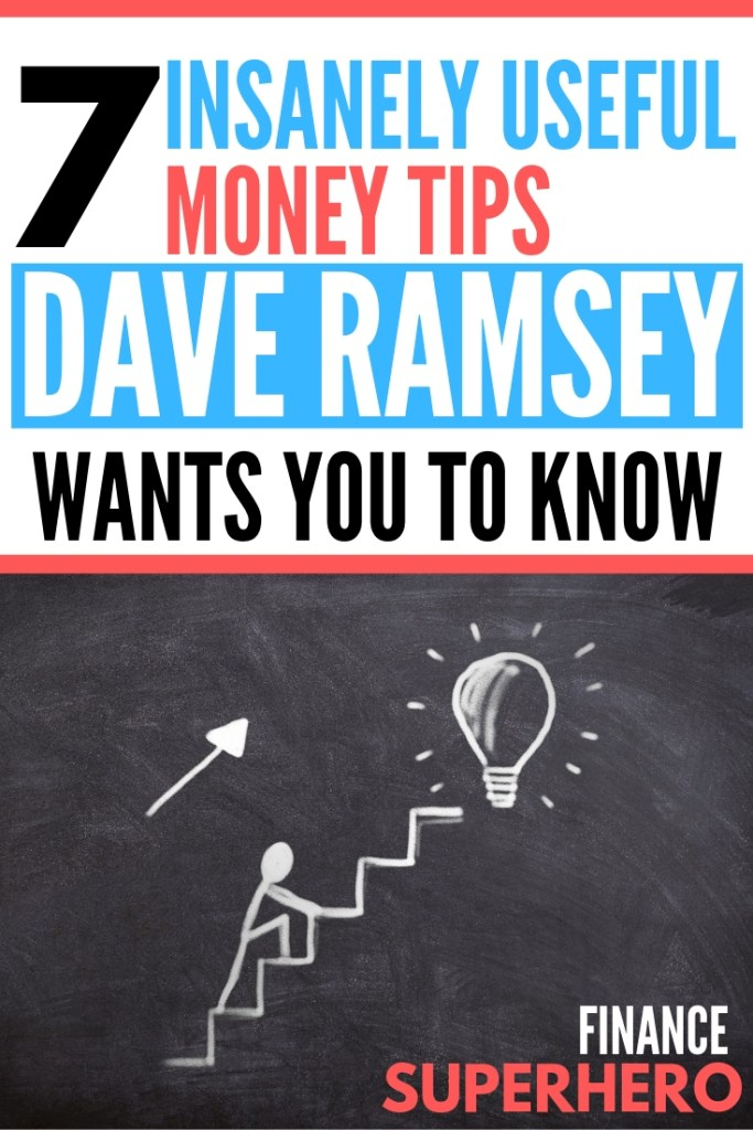 The Dave Ramsey Baby Steps have helped millions crush debt and win with money over the last 30+ years. But do they still work in 2019? Our opinion: Yes. Click to see exactly why the 7 Baby Steps are a proven way to get out of debt, save money, eliminate money stress, and one day become a millionaire.