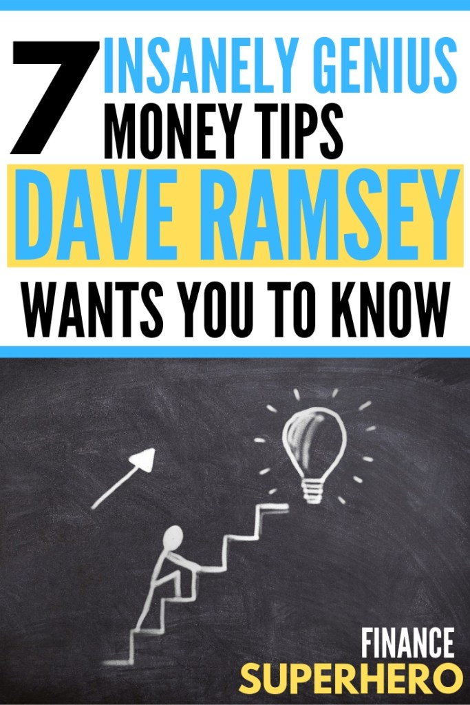 The Dave Ramsey Baby Steps have helped millions crush debt and win with money over the last 30+ years. But do they still work in 2019? Our opinion: Yes. Click to see exactly why the 7 Baby Steps are a genius way to save money, plan for emergencies, get out of debt, save for retirement, and give charitably.