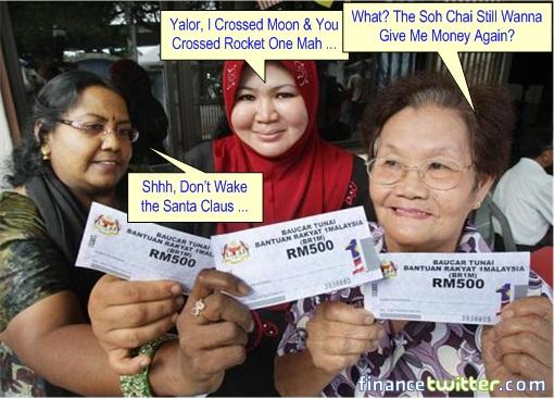 Budget 2013 - BR1M Cash