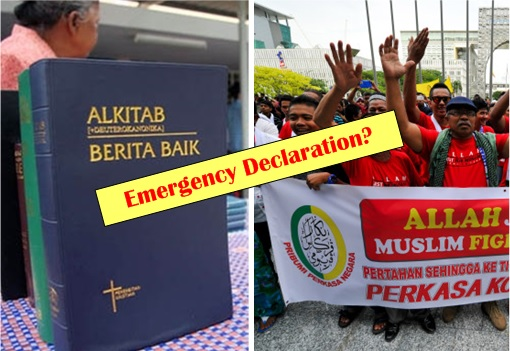 Kajang by-election - Emergency Declaration