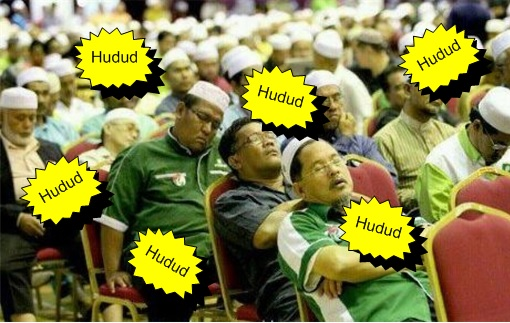 Image result for PAS and Hudud