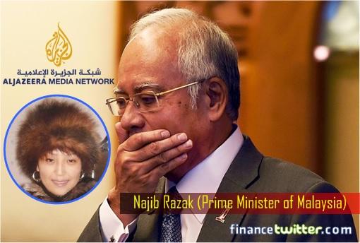 Najib Razak Worry Sad - Al Jazeera Exposed Altantuya Murder