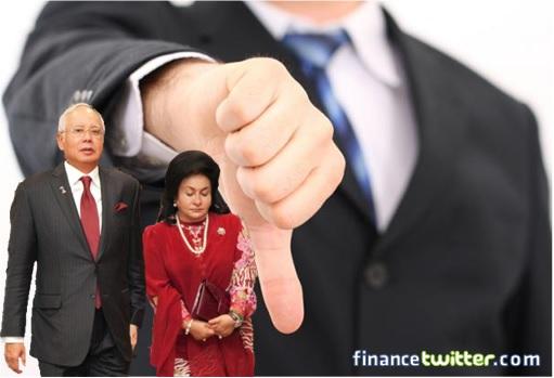 Image result for Najib Razak--Malaysia's No 1. Rogue