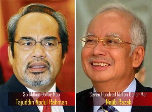 Image result for Deputy Minister Tajuddin