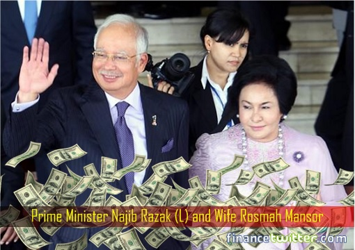 Image result for The greedy and Corrupt Rosmah Mansor