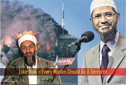 Image result for Indian Prime Minister on Zakir Naik