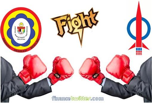 13 General Election - ROS vs DAP