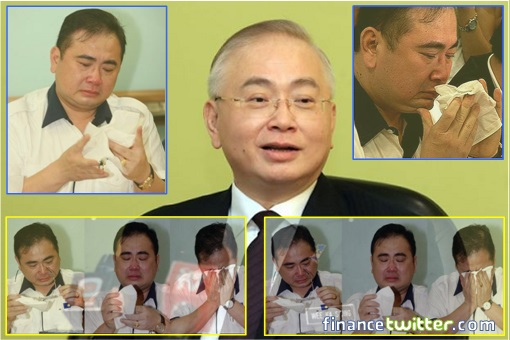 Wee Ka Siong Begs Chinese For Opportunity - Cry After Lost Power