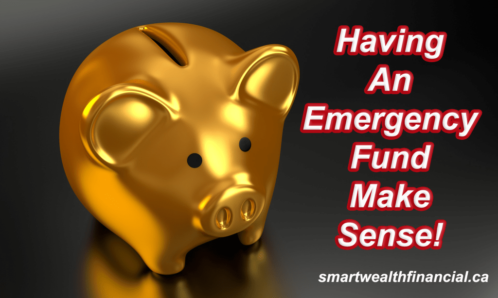 build emergency fund - financial advisor winnipeg