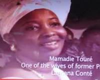 Mamadie epouse conté