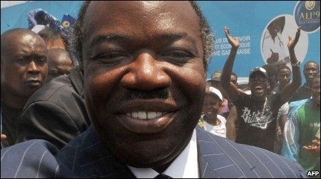 Gabon emprunt