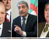 Algérie candidats