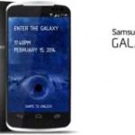 Sortie du Galaxy S5 et l'aboutissement d'un deal