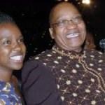 Thuthukile Zuma: merci papa