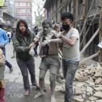 2000 morts suite au tremblement de terre au Népal (les chiffres)