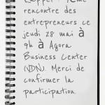 Rencontre des entrepreneurs à Dakar
