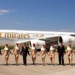 Emirates Airlines à Bamako-Senou en octobre