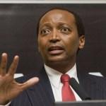 Fonds d'investissement:  Patrice Motsepe met la main à la pâte