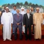 A Nouakchott, rencontre des chefs d'états et de gouvernements de l'APGMV