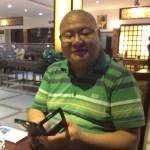 Su Xiao Feng, un  chinois d'Afrique