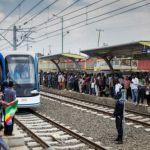 Infrastructures: L'Éthiopie inaugure son premier tramway