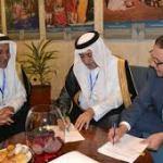 Signature de l'accord du prêt entre la BADEA et les Seychelles