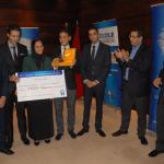 Université IBN TOFAIL Kénitra remporte le grand prix de la 8ème édition du Tournoi de Gestion