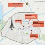 Attaques à Paris: des terroristes sèment le chaos