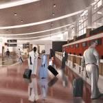 Le nouvel aéroport de Nouakchott en piste de décollage