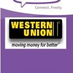Western Union lance les virements de fonds transfrontaliers via Viber