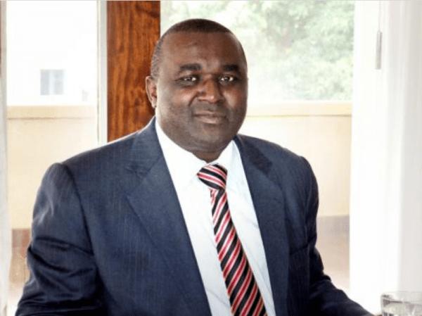 Lucas Abaga Nchama, Gouverneur de la BEAC