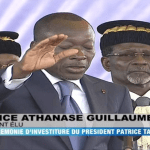 Bénin: Patrice Talon prend fonction