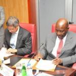 La Côte d'Ivoire et l'Île Maurice renforcent leur coopération en matière d'investissements