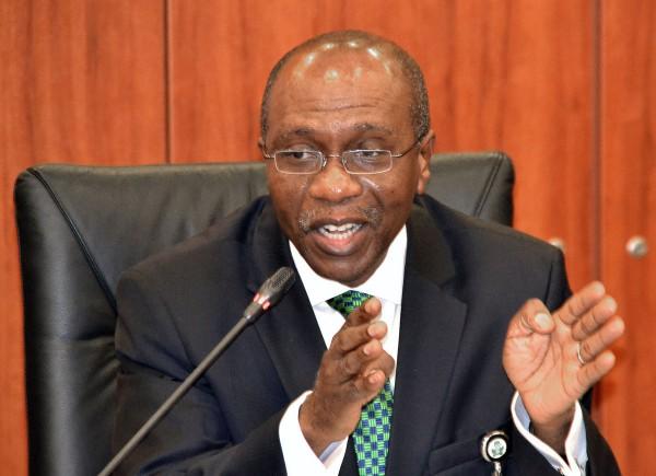 Godwin Emefiele, gouverneur de la Banque centrale du Nigeria.