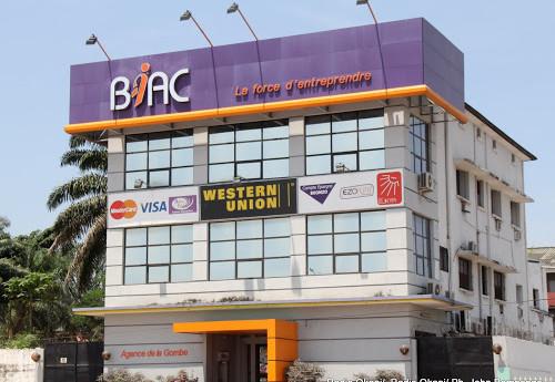 Une extension de la Biac à Kinshasa.  . Radio Okapi/Ph. John Bompengo