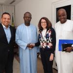 Sénégal: Tigo lance la construction d'un Datacenter à Diamniadio