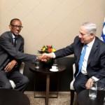 Benjamin Netanyahu a été accueilli à Kigali par le Président Kagame