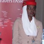Sénégal: Emirates dans les yeux d'une hôtesse