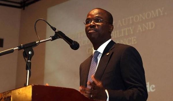 Tokunmbo Abiru, Directeur Général Skye Bank
