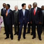 Ticad: la laborieuse offensive du  Japon en Afrique