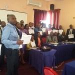 Douala: temps forts du séminaire d'Aveni-Ré sur les risques politiques