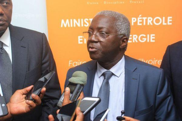 Alain Etty Ekolan, PDG de IHE (Ivoire Hydro Energie)