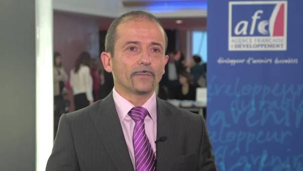 Jean-Pierre Marcelli, directeur Afrique de l'AFD