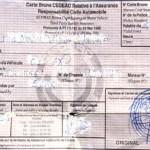 La carte Brune officiellement lancée au Sénégal