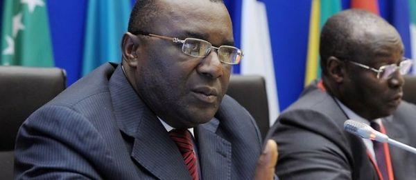 Lucas Abaga Nchama, gouverneur de la banque centrale des Etats-membres de la Cemac