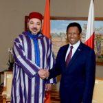 Maroc-Madagascar scellent leur union avec 22 conventions