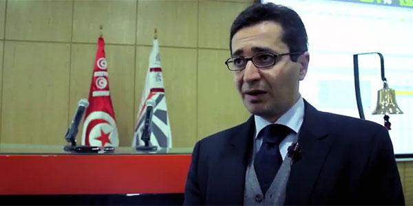 Fadhel Abdelkefi, ministre du Développement, de l' investissement et de la coopération internationale